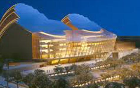 Kauffman Center  newest addition to KC skyline
