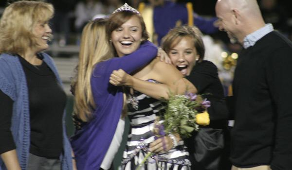 2011 Homecoming Queen: Hannah DeVries