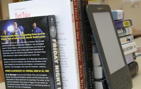 Print or digital: Books vs. Kindles