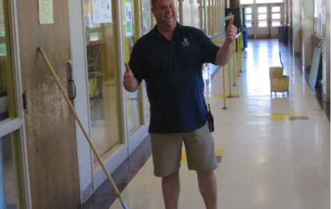 Staff Of The Year Nominee: Mr.Dickerson