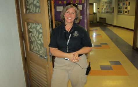 Staff Of The Year Nominee: Ms. Robinson