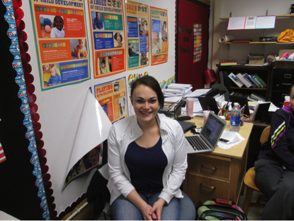 Teacher Of The Year Nominee: Ms.Wright