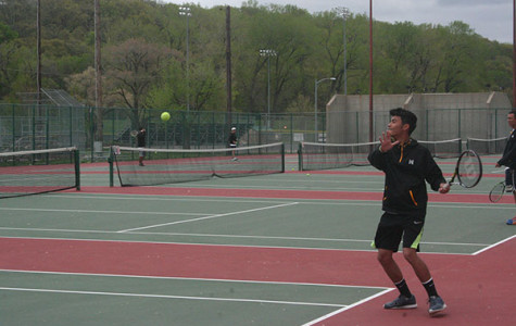 Tennis Boys' Swing into the Season