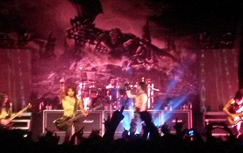 Black Veil Brides Rock Out in Kansas City