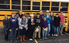 Scholar Bowl Success: Varsity Team Qualifies for Nationals…Twice!