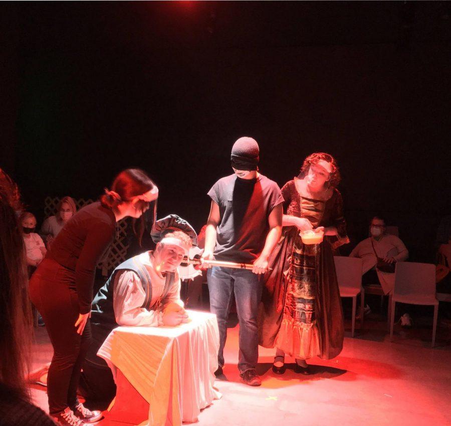 Sonja+Sanchez%2C+John+Kenney%2C+Felix+James%2C+Abbi+Parks+in+An+Actors+Nightmare+